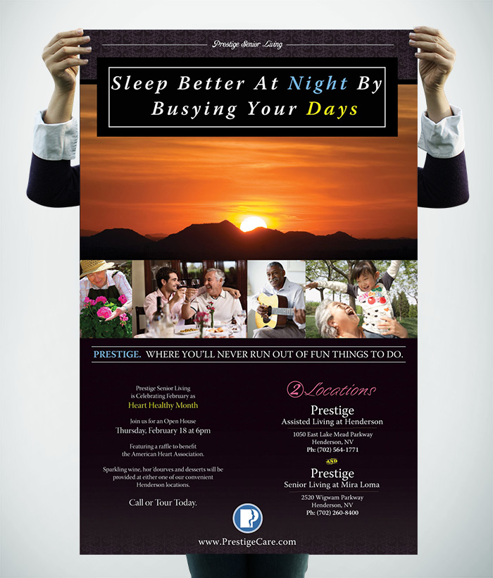 Sleep Better At Night campaign