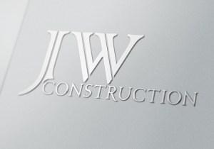 JW Construction Logo