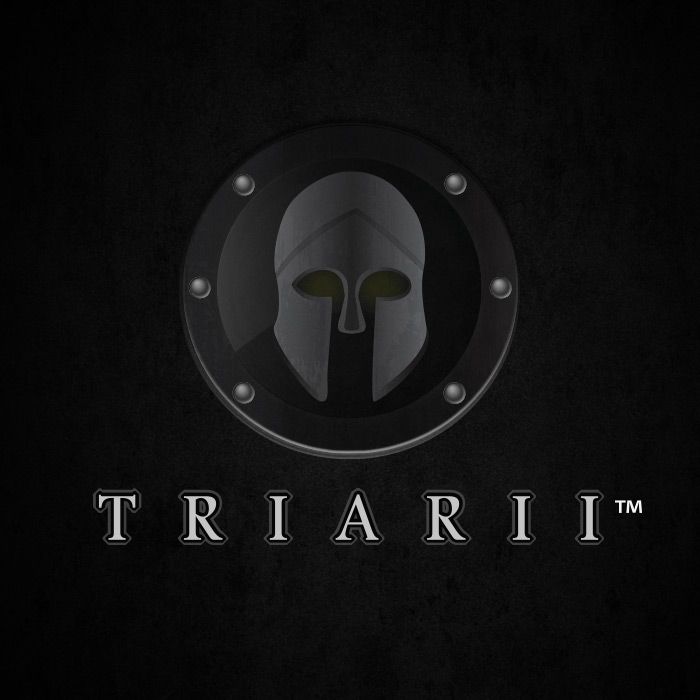 Triarrii Weapon Systems Brand Design