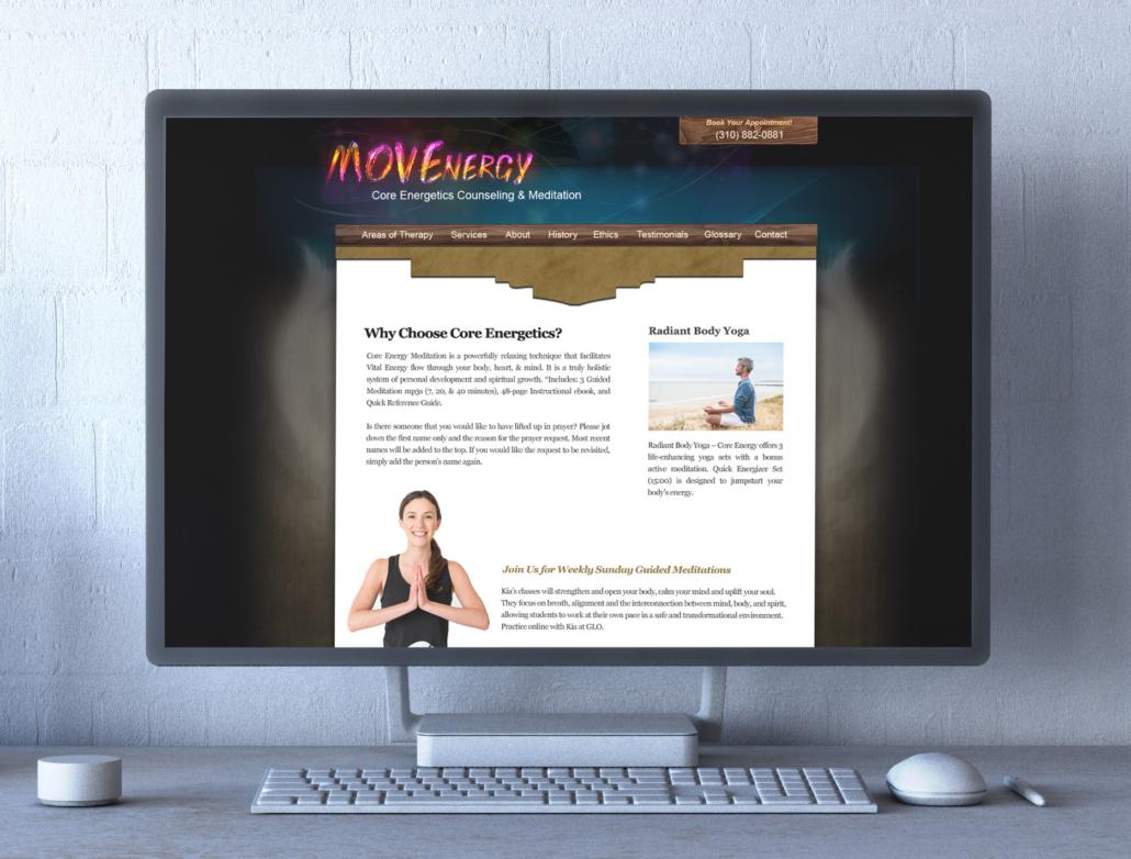 Meditation Website