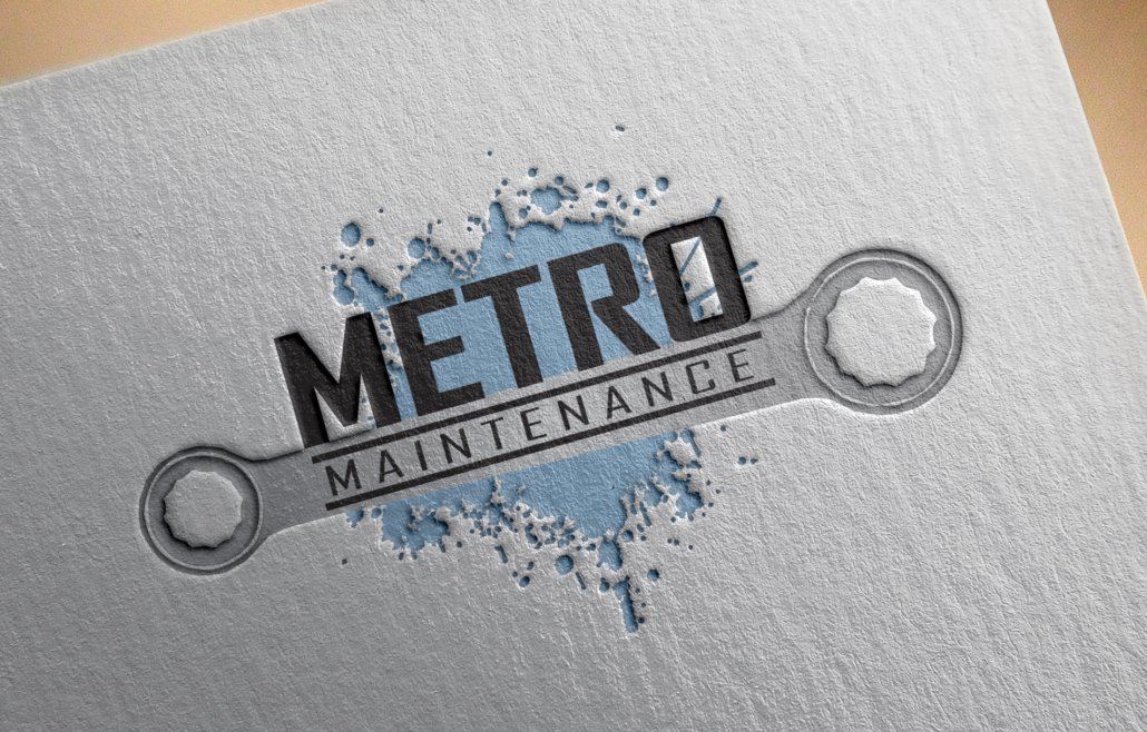 Metro Maintenance Brand Design