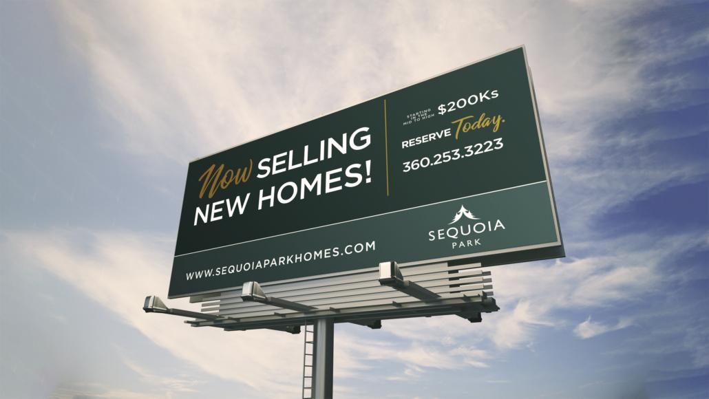 Now Selling Billboard