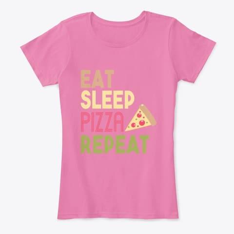 Eat Sleep Pizza Repeat