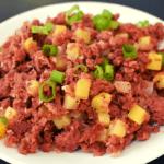 Corned Beef with Potato