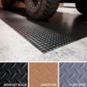 G-Floor Diamond Tread VInyl Flooring Colors