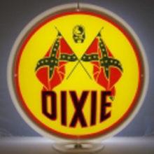 Dixie Gas Pump Globe