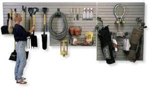 Garage Wall Storage in Action
