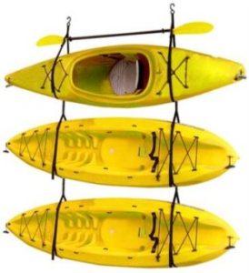 Kayak 3-Strap Storage System