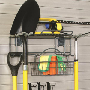Schulte Garden Rack and Basket