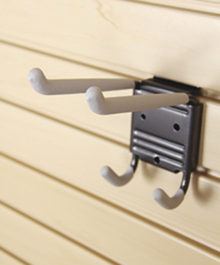 HandiWall Double Utility Hook