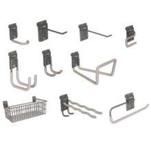 StoreWall 10 Piece Hook Kit