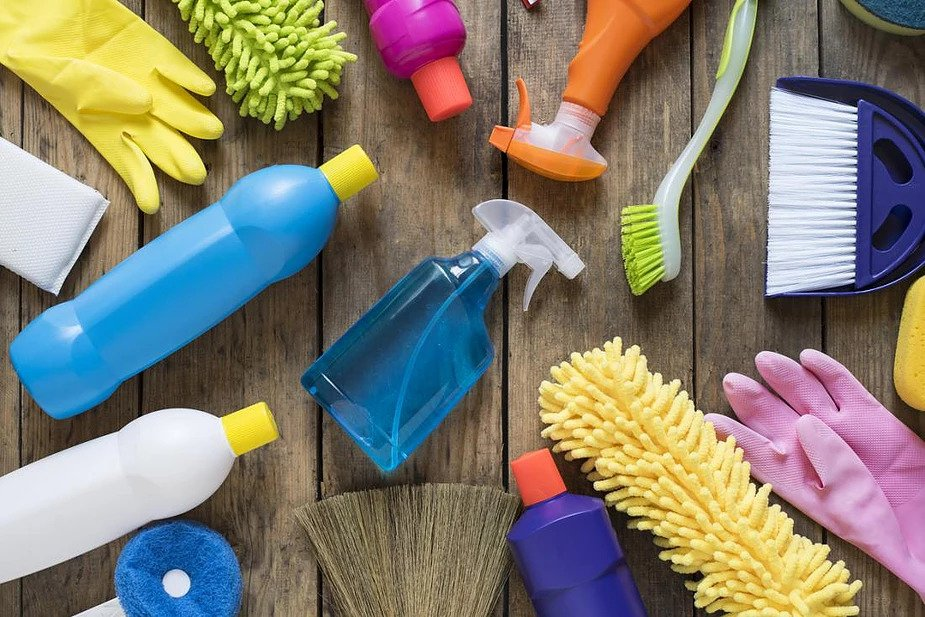 Let's talk about D.I.Y cleaning kit for your home that would save you money and time!