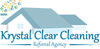 Krystal Clear Cleaning Logo