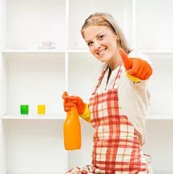 Home cleaning jobs Krystal Clear Cleaning Referral Agency