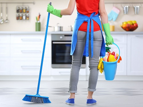 Cleaning for a New Baby Means Cleaning for You