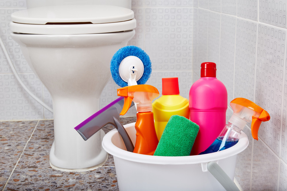 Bathroom Cleaning Facts