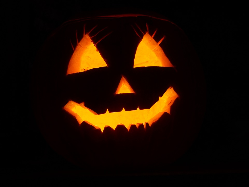 Guide to cleaning possible Halloween Mess