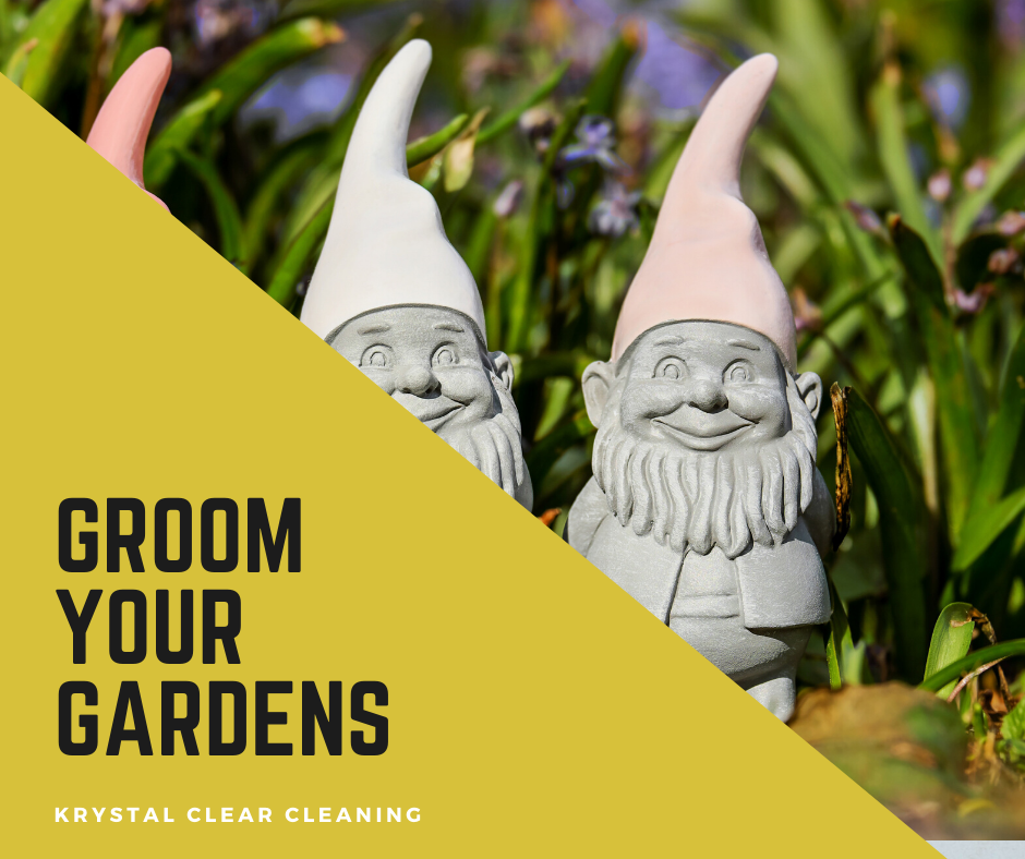Groom Your Garden