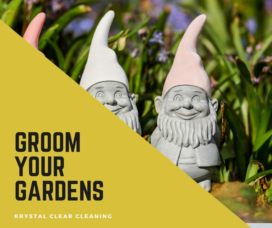 Groom Your Garden