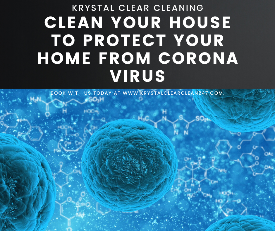 Disinfect Your House To Protect Your Home From Corona Virus