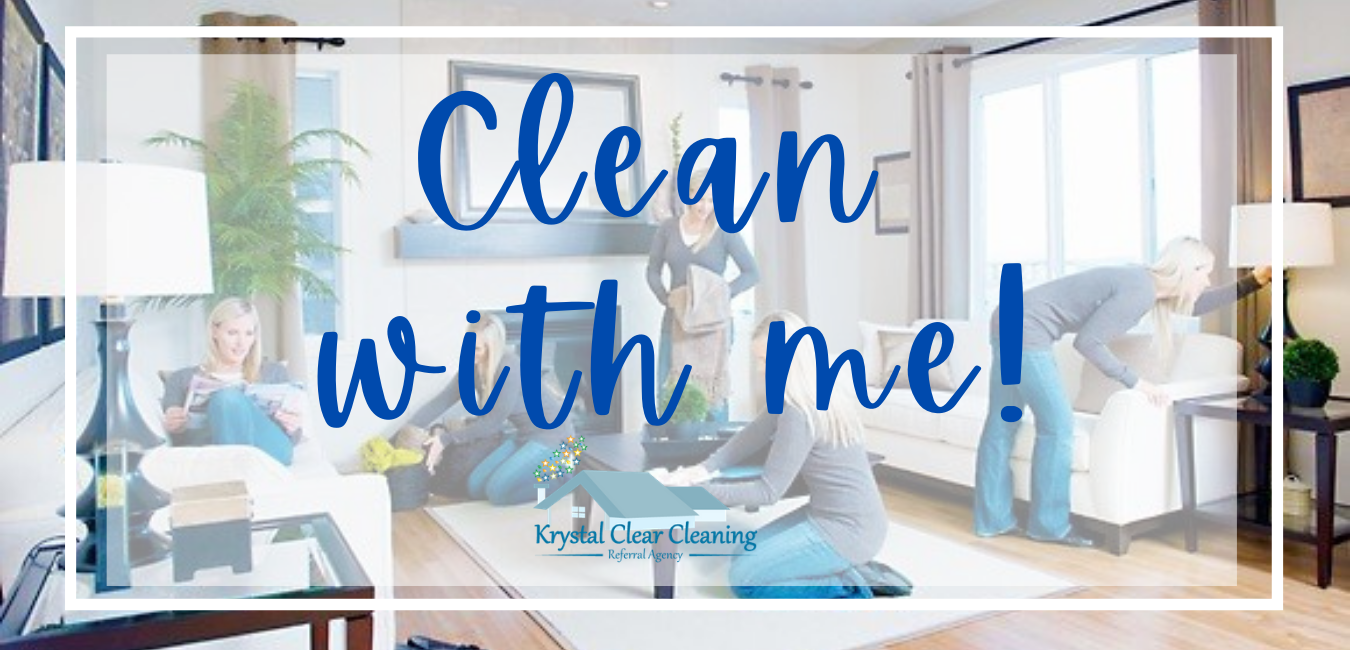 Reset Your Cleaning Style.
