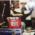 Buggin' at WPTS 92.1 FM