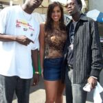 Blakk Steel & Michael Blackson