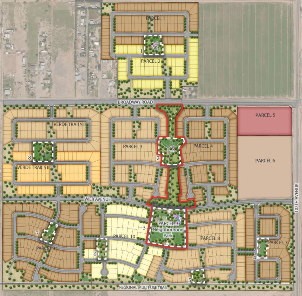 Verde Trails Phase 1 and 2