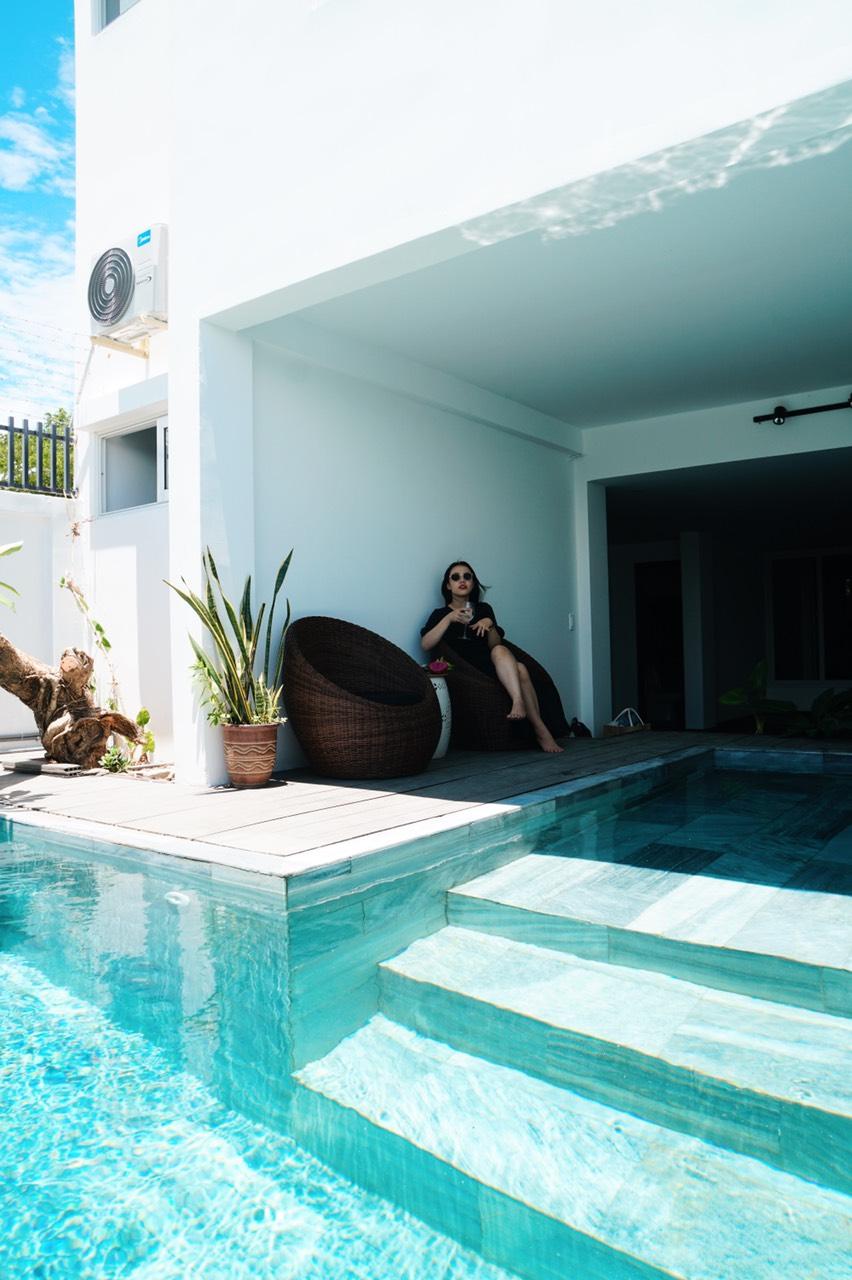 4 bedrooms FPT city pool villa