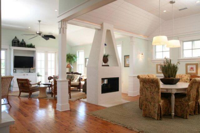 Interior Painting at the Smith's home on Isle Of Palms