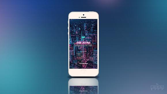 Nitro Escape App