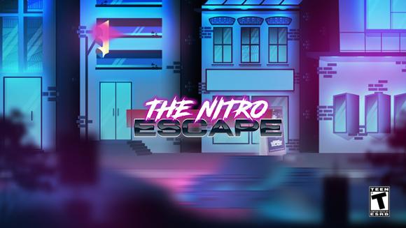 The Nitro Escape (The Game)