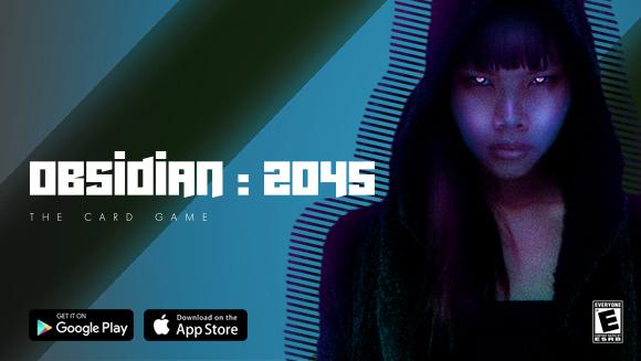 Obsidian : 2045 (App)