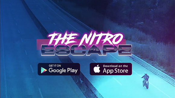 Nitro Escape Social Ad 002