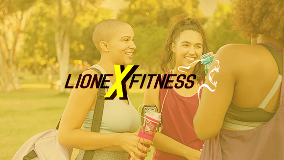 Lionex Fitness Website