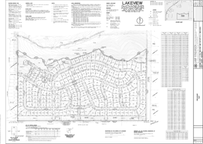 Lakeview Residential Subdivision