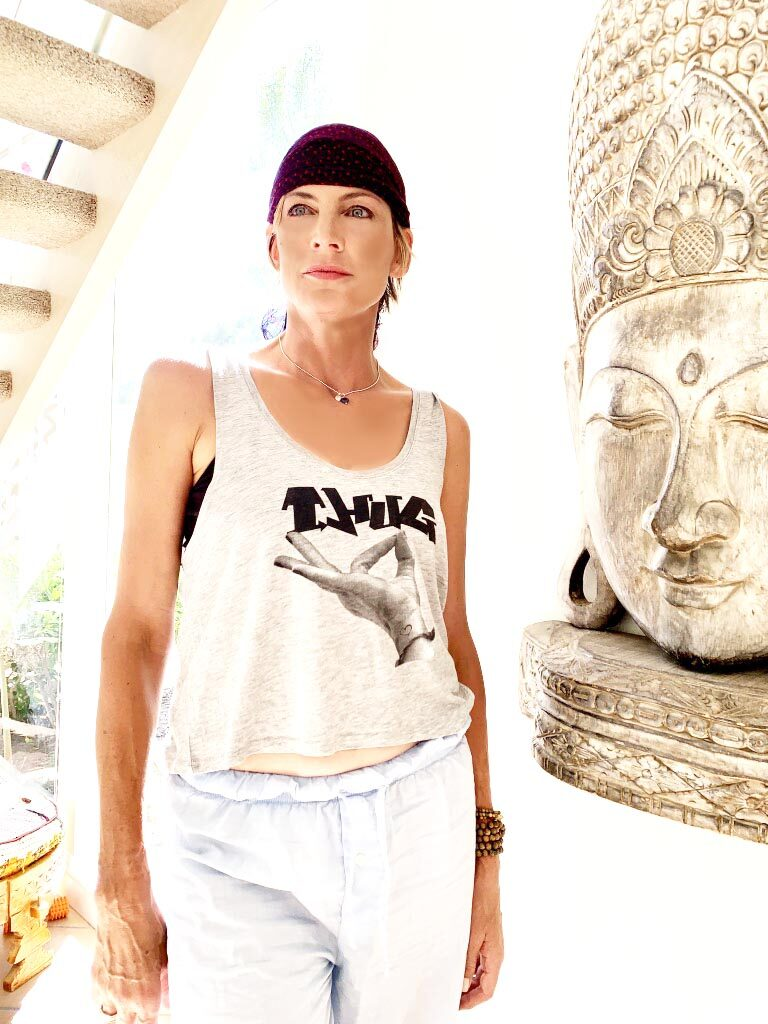Gyan Mudra Yoga Tank Top-calming