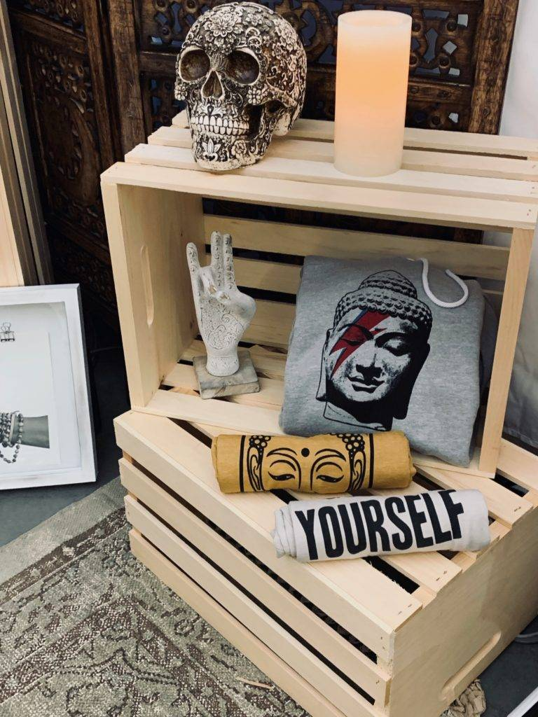 Go OM Yourself Pop Up Store