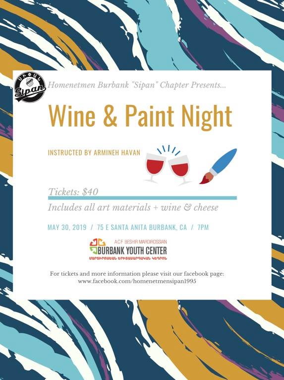 wine n paint sipan
