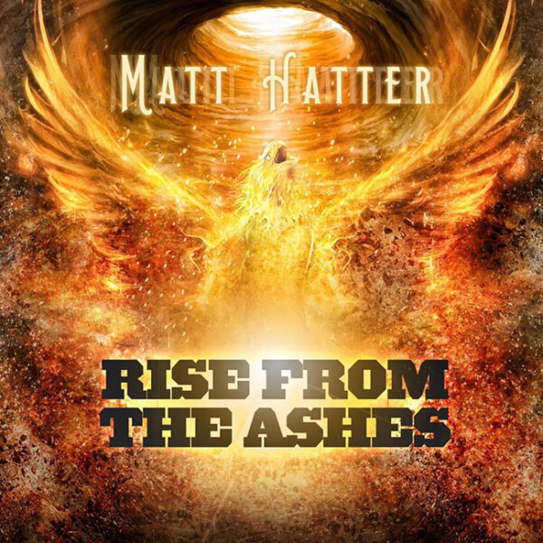 Rise from the Ashes Album Art