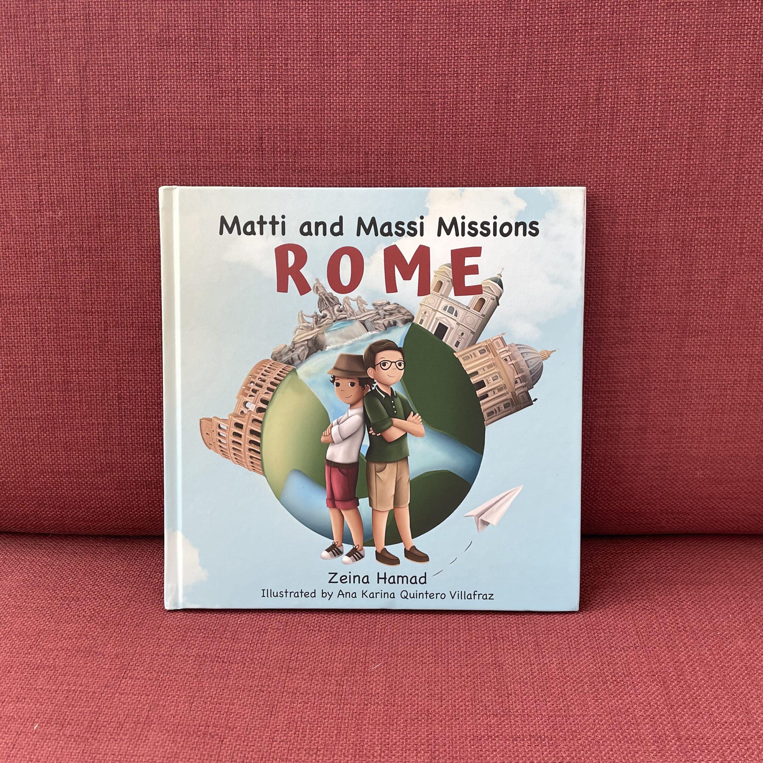 matti and massi missions, writing, children's books, picture books, new book, reading, kid's lit