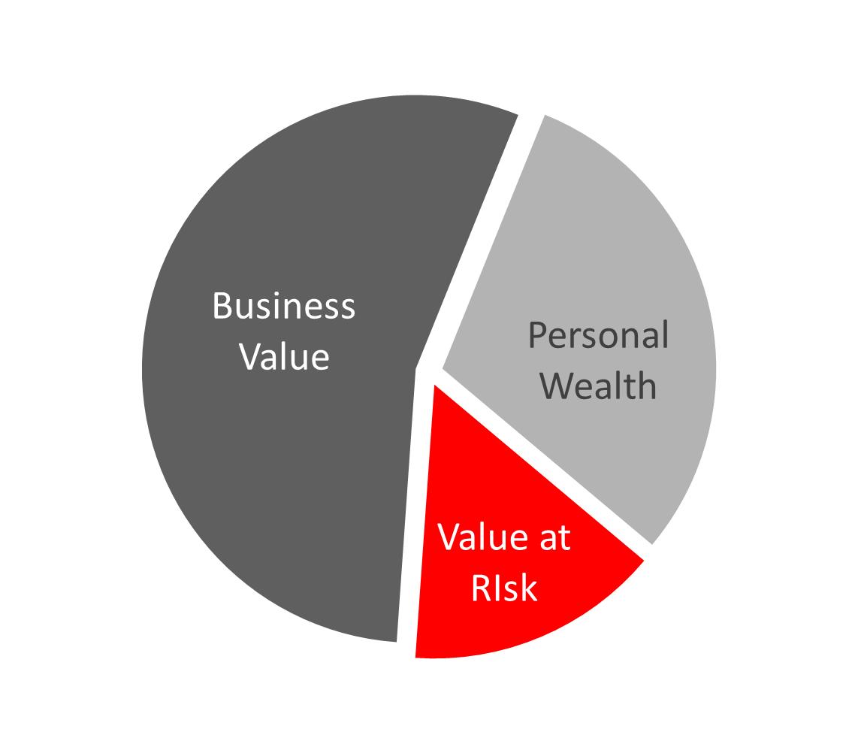 Pie Chart EE Risk