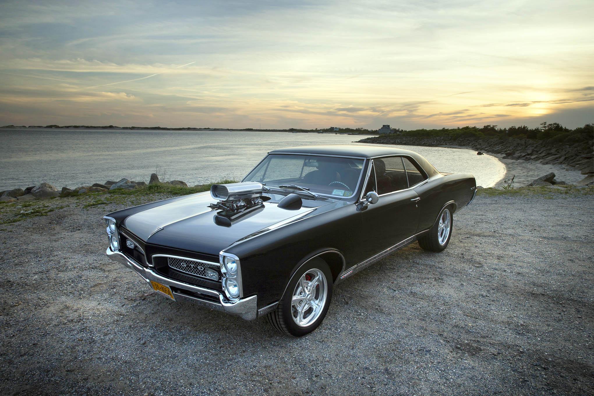 Eric Aull 1966 GTO