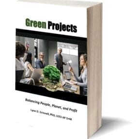 green projects book cover