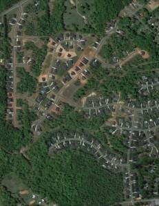 Cramer Woods Residential Site Development