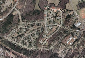 Hungting Forest Residential Site Development