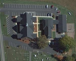 Mt. Vernon Baptist Aerial