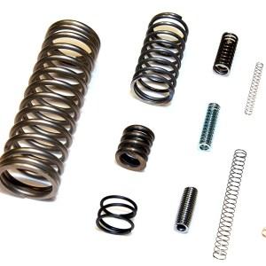 壓縮彈簧哪裡買,抉懋使用CNC萬能彈簧機可打樣量產各類彈簧。