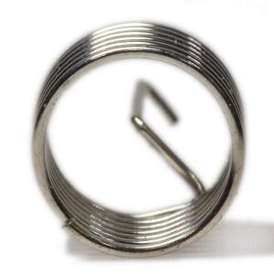 扁線壓縮彈簧,抉懋提供小量客製,可提供不銹鋼、碳鋼、磷銅、鈹銅等各類材質。