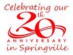 Metro Kirsch Twentieth Anniversary in Springville